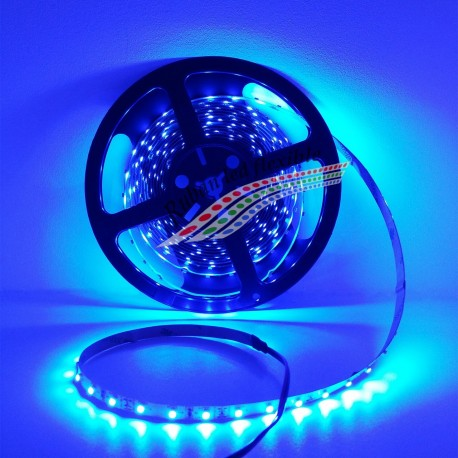 Kit ruban led bleu 12V