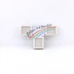 Connecteur en T pour bandeau led