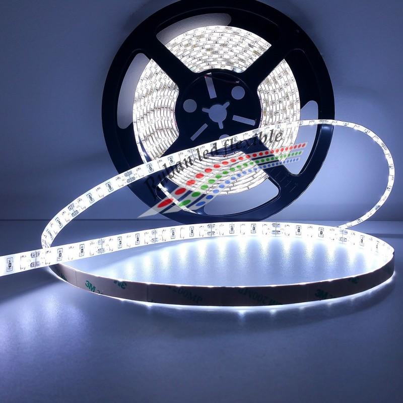 ruban led 5630 blanc froid 12v ip67. Black Bedroom Furniture Sets. Home Design Ideas