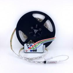 Kit ruban led RGB avec télécommande radio